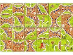 Carcassonne - Kereskedők és építőmesterek társasjáték