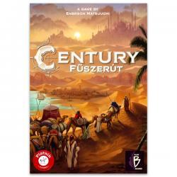 Century-Fűszerút társasjáték