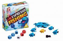 Espresso Fishing társasjáték
