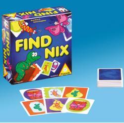 Find Nix társasjáték